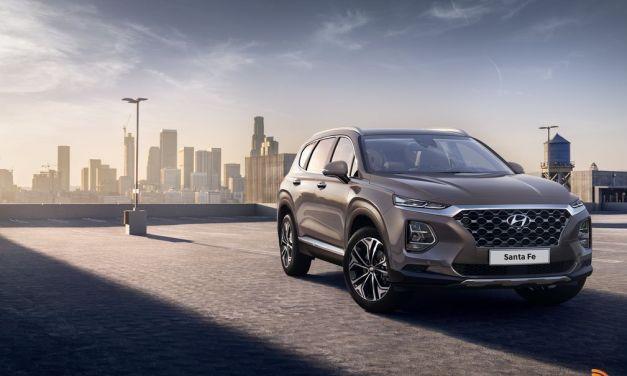Adelanto del nuevo Hyundai Santa Fe 2018