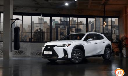 Lexus UX 2018, el cuarto SUV para la marca.