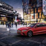Nuevo Clase A L Berlina de Mercedes-Benz