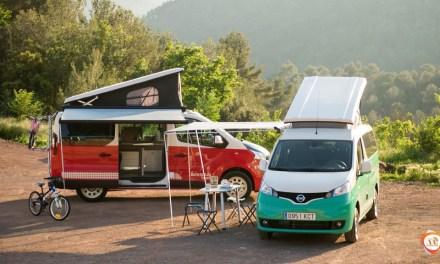Nueva Serie CAMPER de Nissan, llegan más rivales a la California