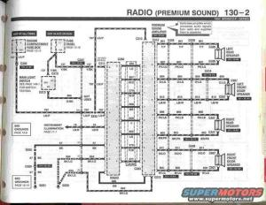 94 bronco stereo wiring diagram  Ford Bronco Forum