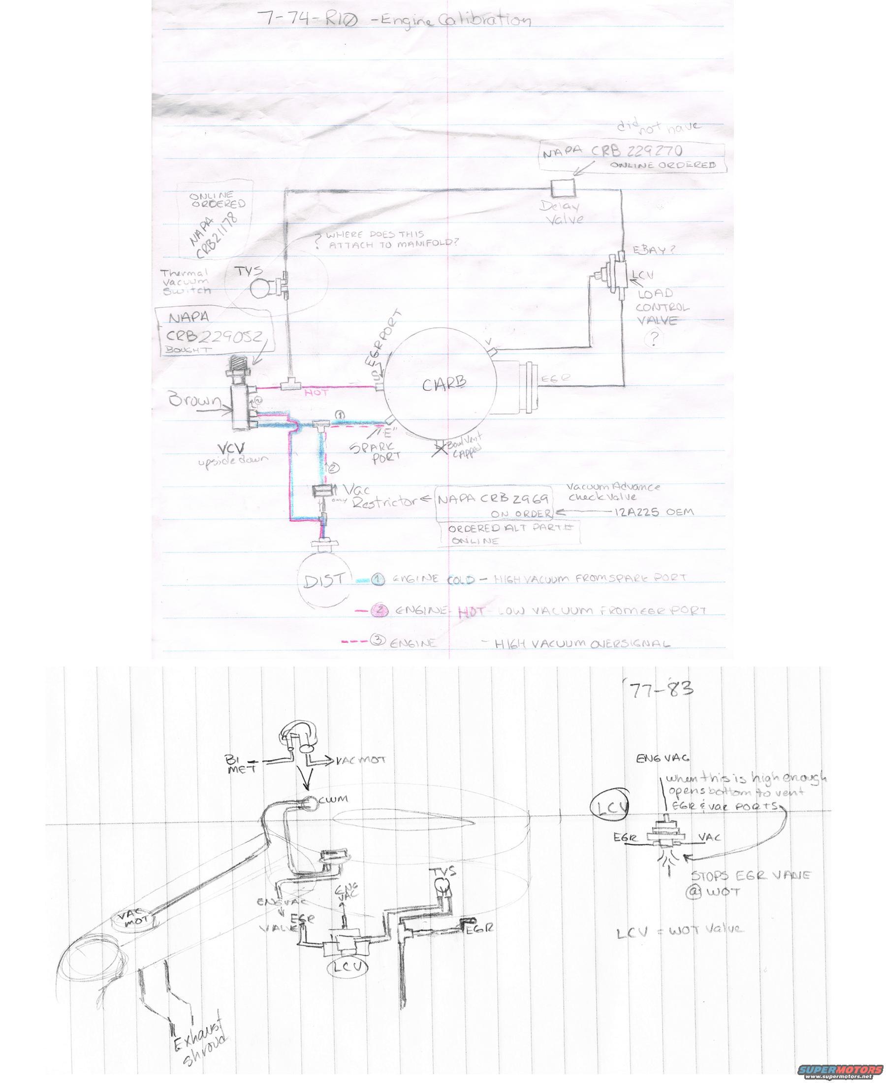 Egr Valve And Vacuum Stuff