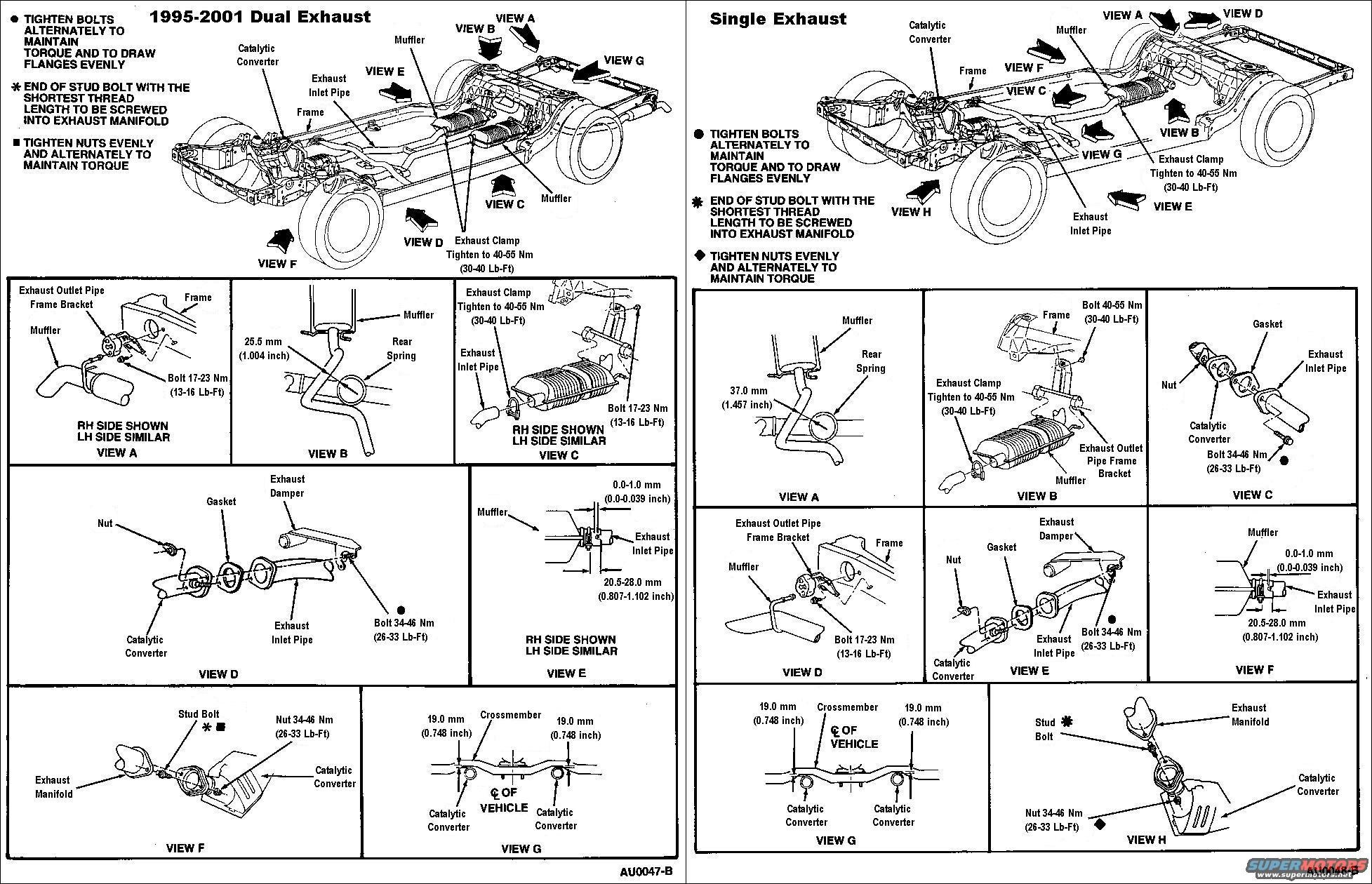 Honda Civic Rear Suspension Diagram