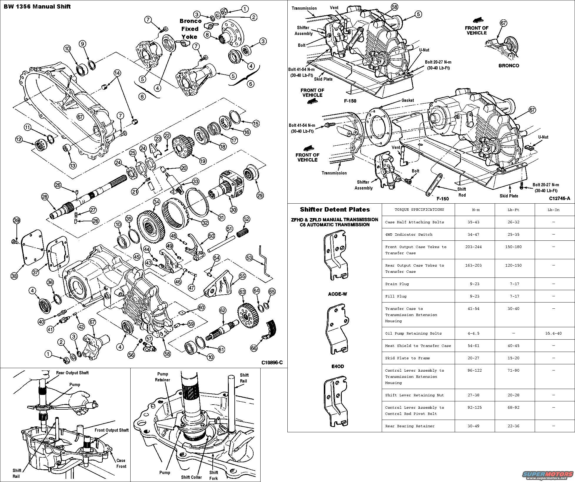 89 Bronco Wiring Diagram Get Free Image About