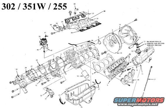 1968 Ford Bronco Wiring Diagram