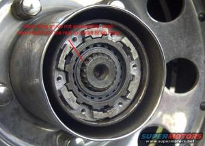 Ford Bronco Forum  View Single Post  Changing Auto hubs