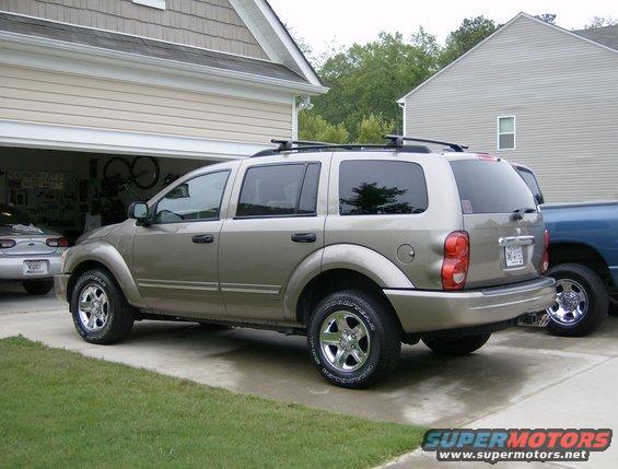 Ltd Aspen Chrysler 2007