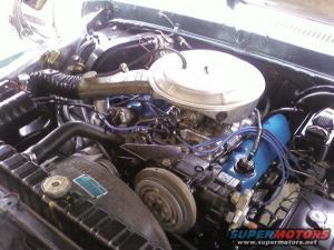 78 vacuum diagram help  Ford Bronco Forum