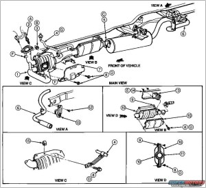 1983 Ford Bronco Diagrams picture | SuperMotors
