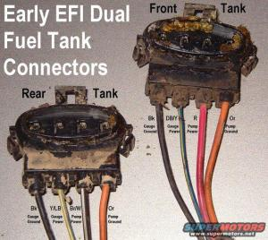 1993 F150 fuel pump connection and fuel filter  Ford Bronco Forum