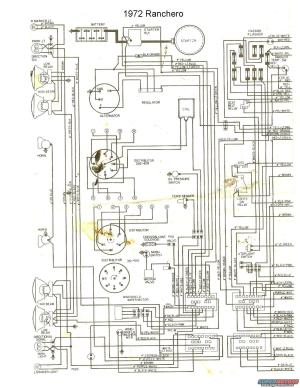 '72  '76 Wiring Diagrams | rancherous