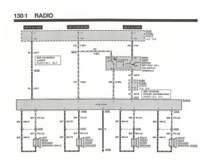 87 bronco radio wiring diagram? (And possibly whole