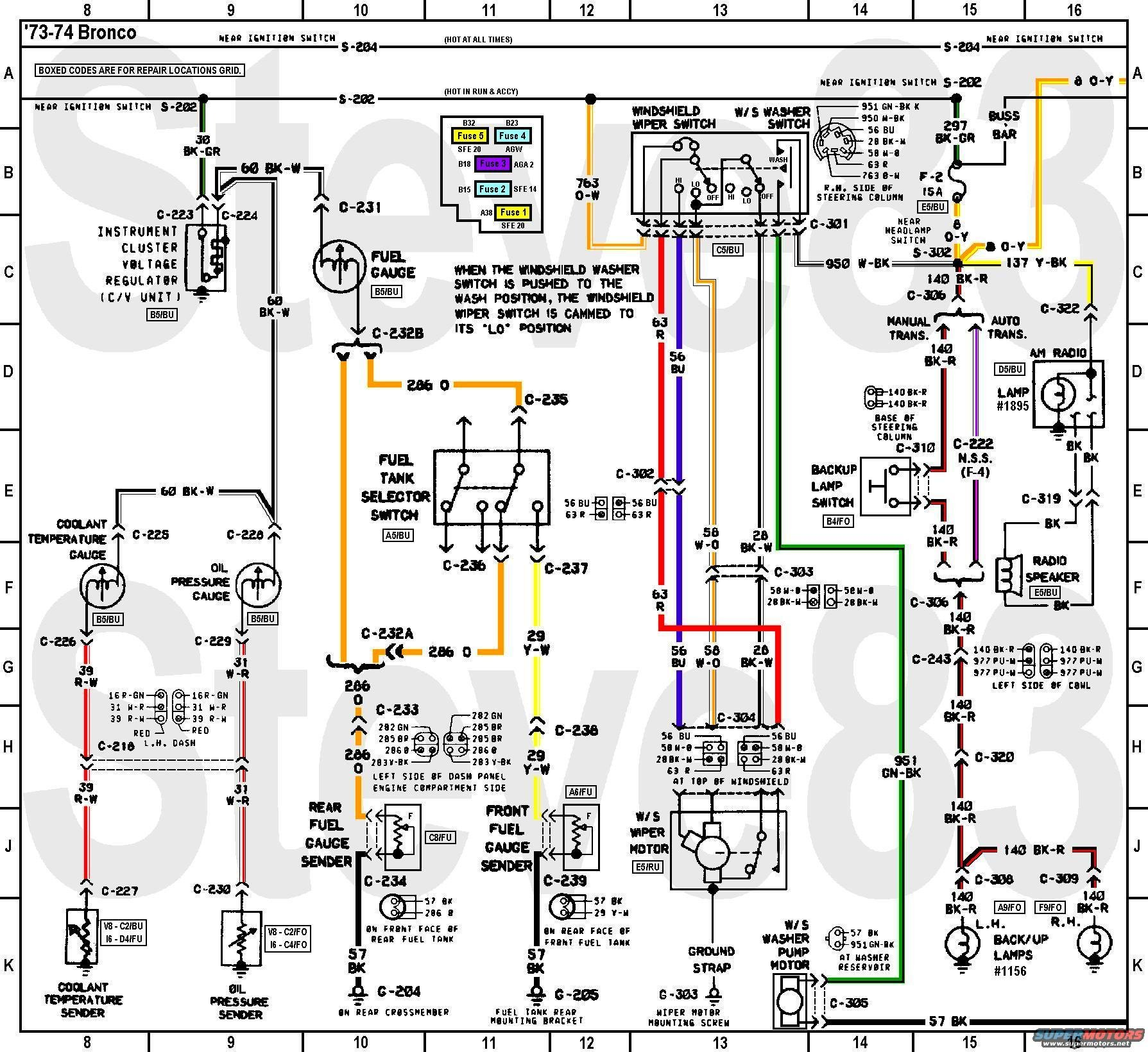 Painless Wiring Diagram 1978 Bronco on wiring diagram for 1978 bronco, wire diagram for 1970 ford bronco, control circuit ford bronco,
