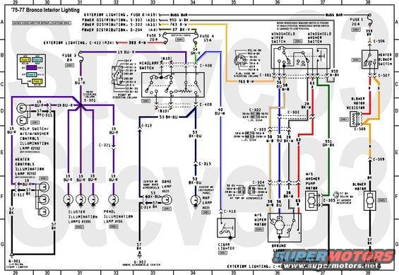 diagram 66 77 bronco wiring diagram full version hd quality