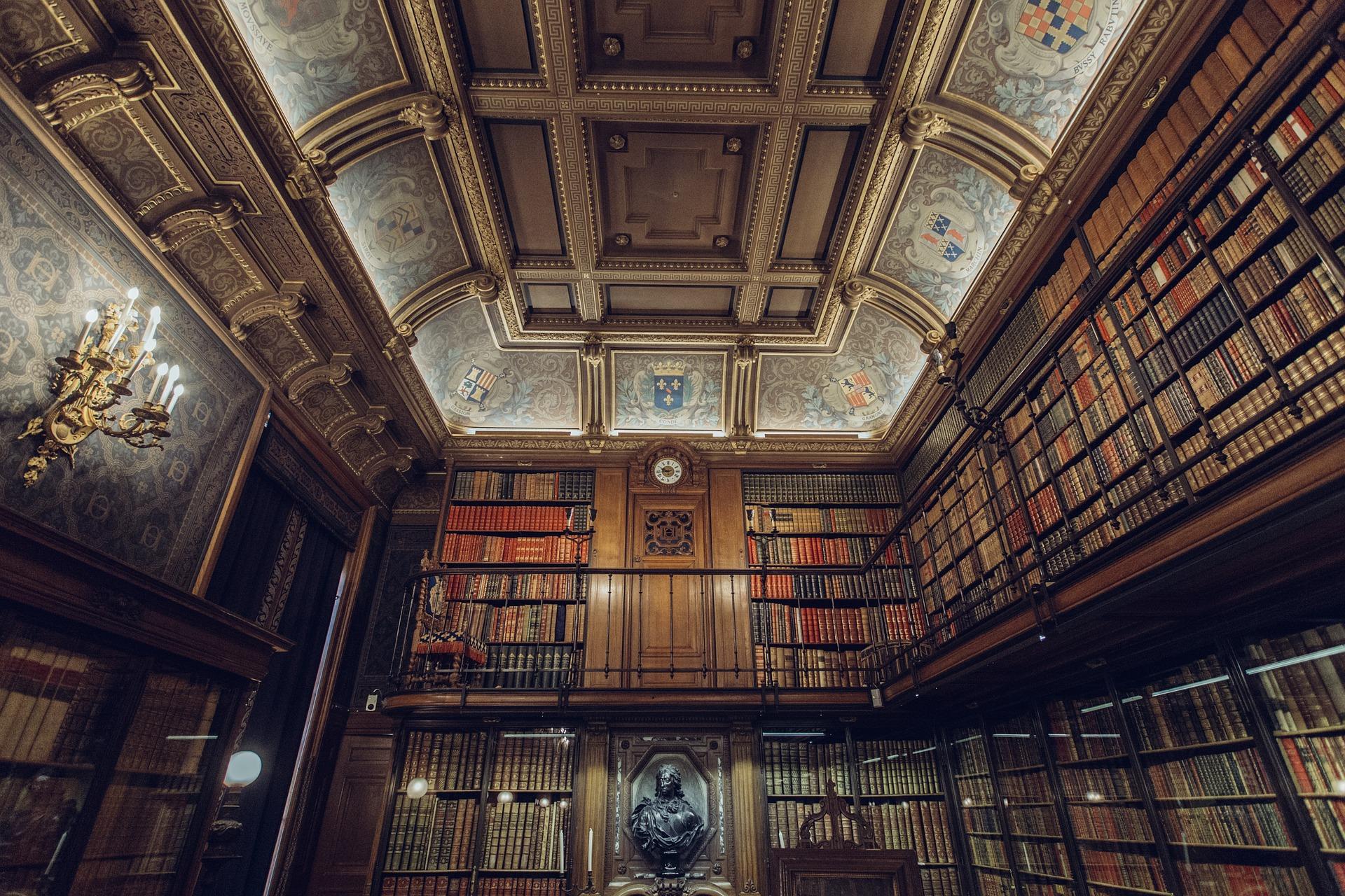 Library in Heaven - Wisdom from Heaven