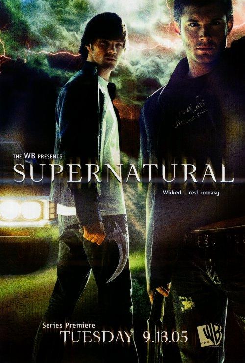 précédemment chez - Précédemment chez... Piece of Cake Supernatural 01