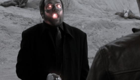 Resultado de imagem para crowley supernatural die