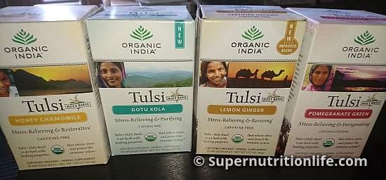 tulsi tea benefits