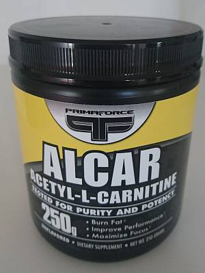 ACETYL-L-CARNITINE nootropic