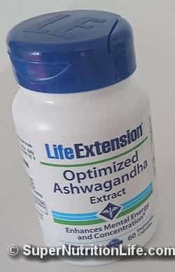 recommended Optimized Ashwagandha Extract