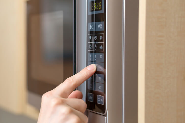top 7 causes of microwave failure