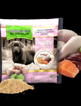 Natures Menu Original Raw Nuggets Puppy 1kg Bag