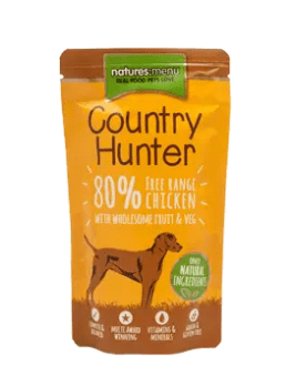 Country Hunter Dog Chicken 150g Pouch