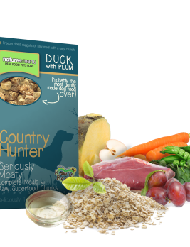 Country Hunter Superfood Crunch Duck 700g Box