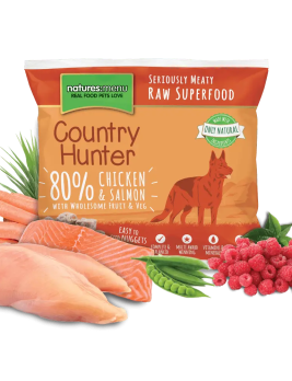 Country Hunter Chicken and Salmon Nuggets 1kg