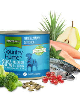 Country Hunter Mackerel 600g Can