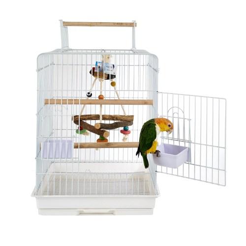 Zephyr Bird Cage