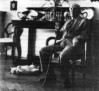 'Aleph' with Jorge Luis Borges