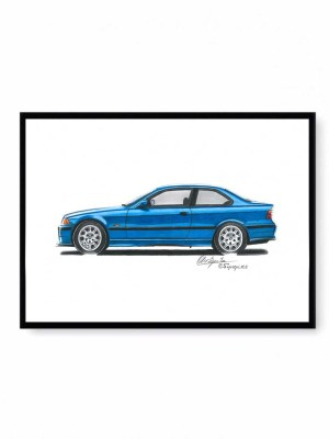 BMW M3 Coupe-E36