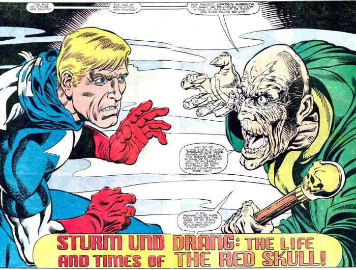 Captain America #298 - le clone de Captain America