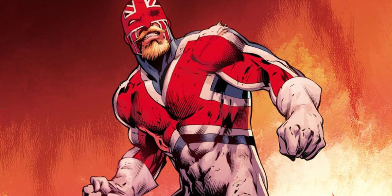 Captain Britain durant Secret Empire