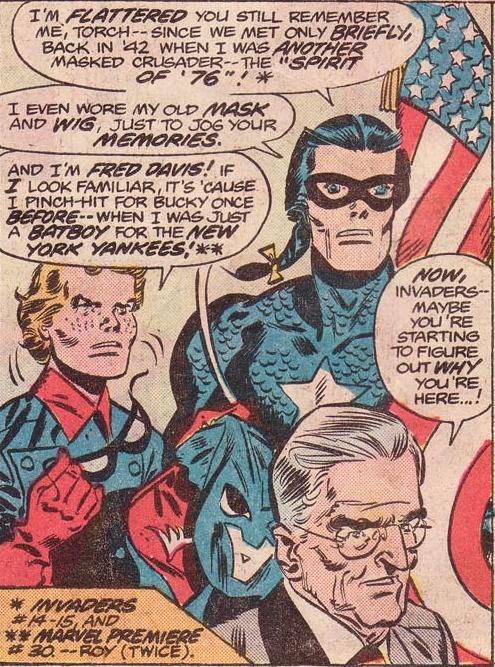 Captain America dans What if v1 04-12