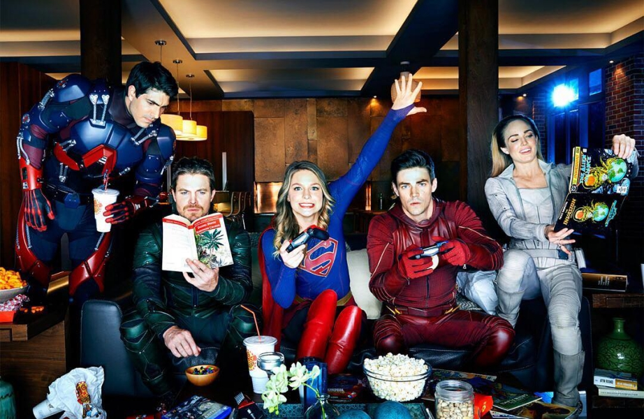 crossover Supergirl, The Flash, Arrow et Legends of Tomorrow