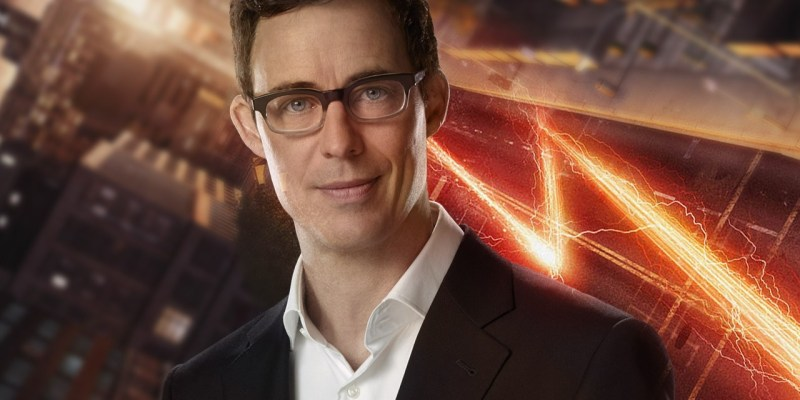 Harrison Wells dans la série tv The Flash