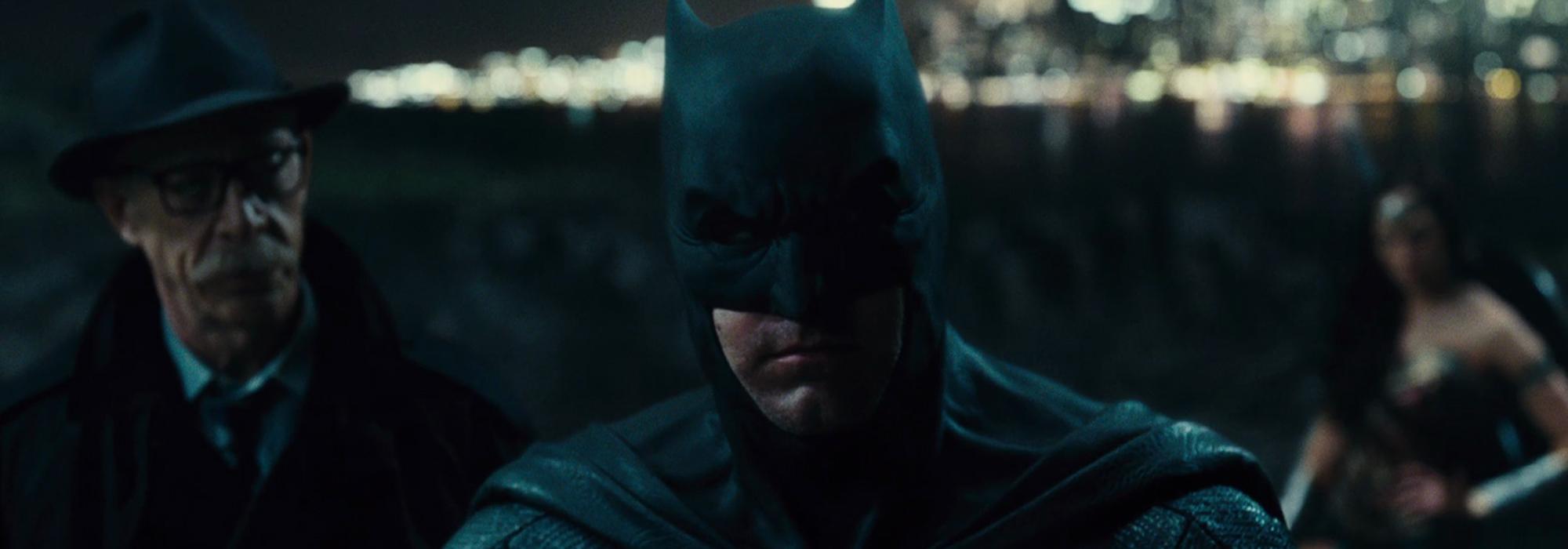Batman dans Justice League