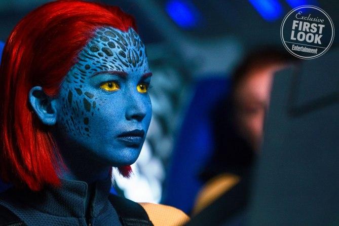 Jennifer Laurence dans X-Men: Dark Phoenix
