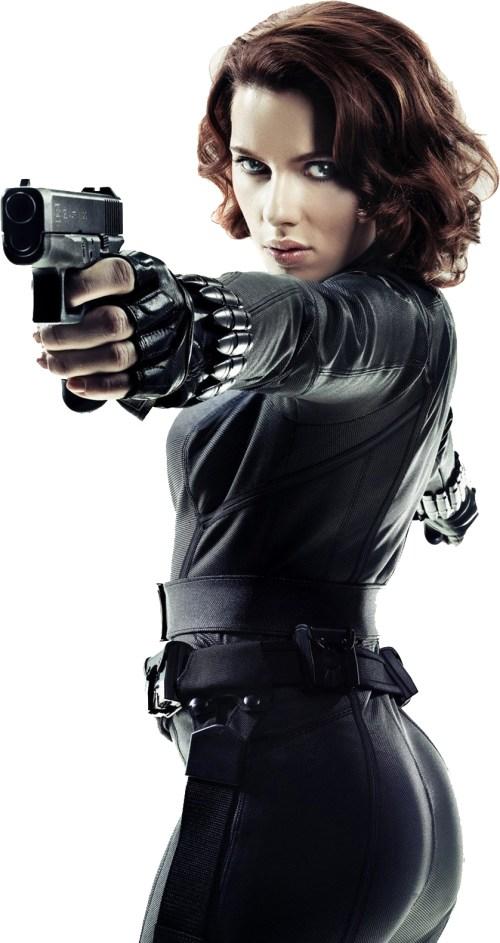 Scarlett Johansson dans le rôle de Natasha Romanoff, alias Black Widow