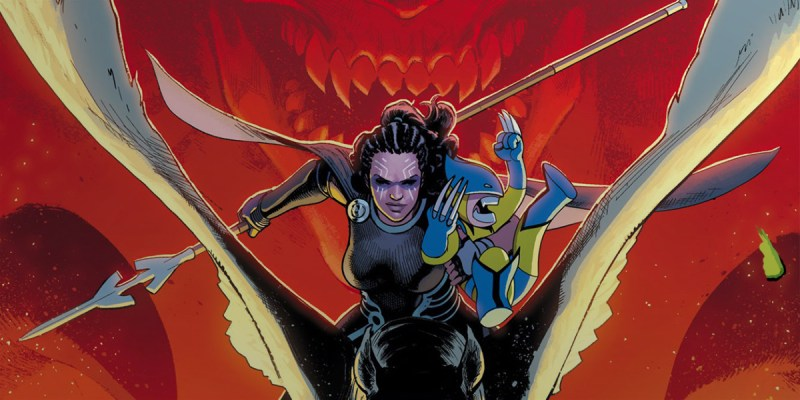 Exiles #2, couverture de David Marquez (Marvel Comics)