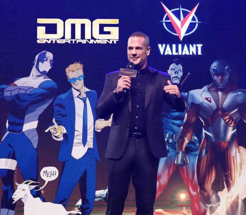 DMG rachète Valiant