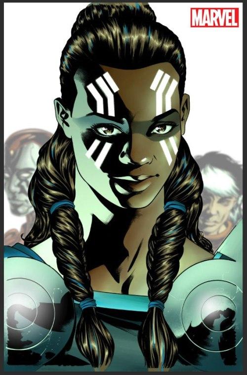 Exiles #1 Couverture variante par Mike McKone (Marvel Comics)