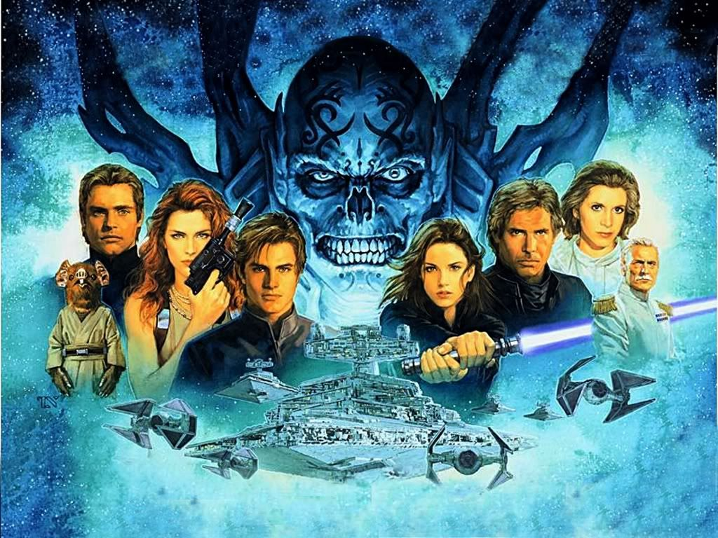 L'ancien univers étendu de Star Wars renommé Legends