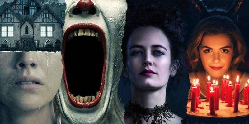 7 séries TV pour Halloween