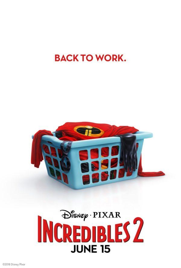 Les Indestructibles 2 - affiche officielle