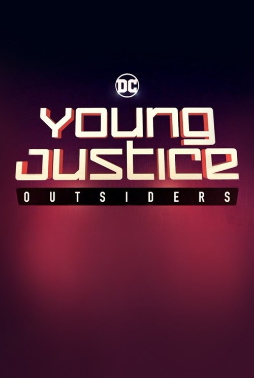 affiche Young Justice