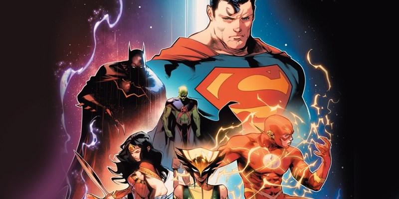 Justice League par Jorge Jimenez