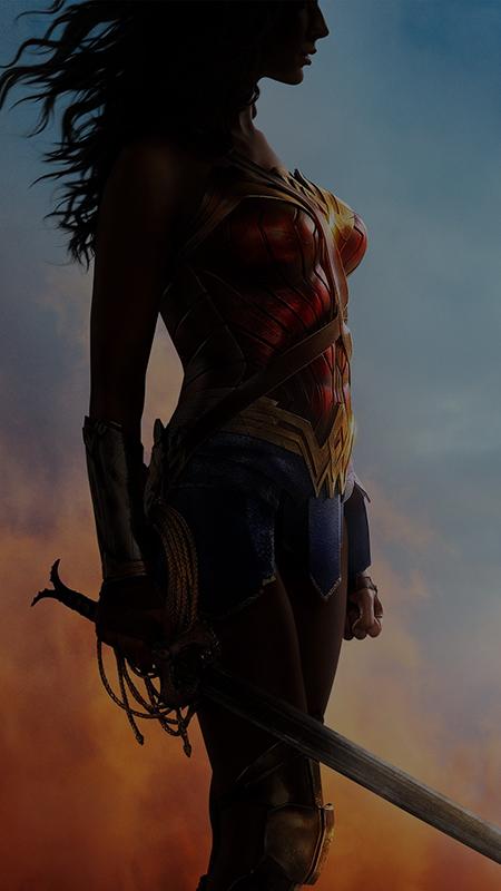 Affiche Wonder Woman 3